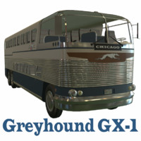 3d loewy greyhound gx-1