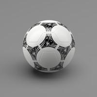 soccer ball 94 obj