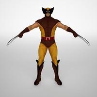 3dsmax human man male
