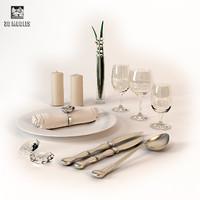 Dinner  Modern Tableware
