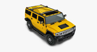 3ds max hummer