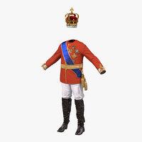 max royal king costume 3