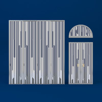 3d model longhi ianus cristal rain