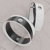 obj design bracelet stylish