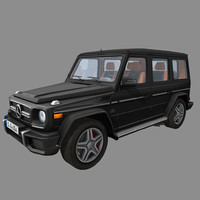 G 63 AMG (real-time)