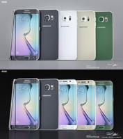 Samsung Galaxy S6 Edge All Colors Modo Octane
