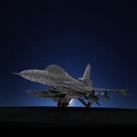 ACS F-16A Fighting Falcon