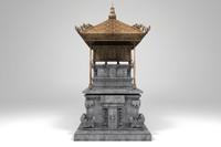 balinese temple (kemulan)