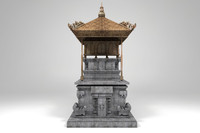 sanggah kemulan balinese temple max