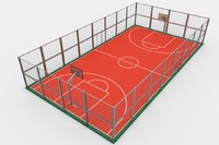 project basketball 3d c4d