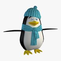 Cartoon Pinguin