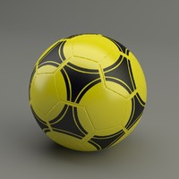 3ds max soccer ball t