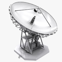 big antenna dish