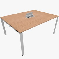max rack office table