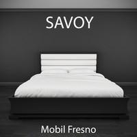mobilfresno savoy 3d model