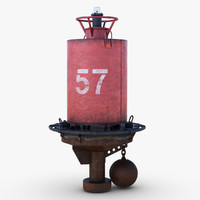 buoy 3d model
