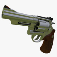 3d model photorealistic 29 629 44 magnum