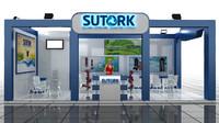Exhibition Stand - Sutork
