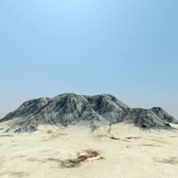 terrain  plateau