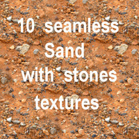 Sand With Stones Collection 1
