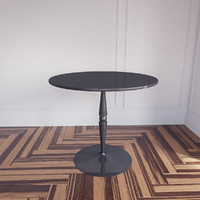 florence glass table calligaris 3ds