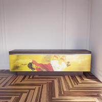 lella cabinet creazioni 3d model