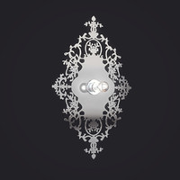 josephine 5d wall lamp 3ds