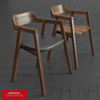 bura chair 3d max