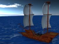 maya ship cannons