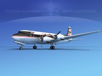 3ds propellers douglas dc-6