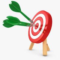 3d targeting v2