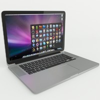 3d macbook pro model