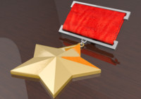 3d medal honor ussr model