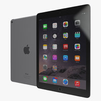 3ds max ipad air 2 space