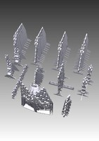 replicator bug stargate sg1 3d 3ds