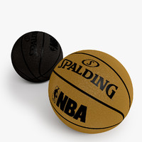 photorealistic basketball c4d
