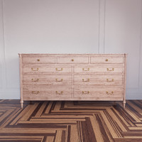 max left blank drawer dresser