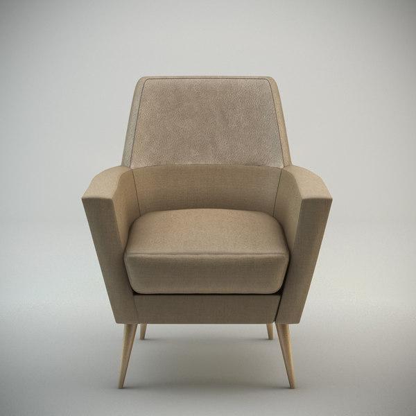 Mambo Doble Armchair