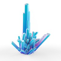 3ds max crystal emerald