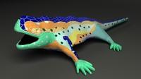 Gaudi Salamander