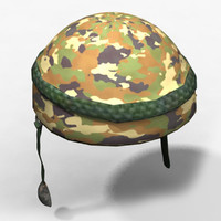 obj military helmet