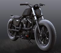 Harley Davidson Sportser Iron 883 custom