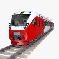 passenger train max
