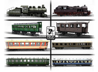 Trains Pack Volume 02
