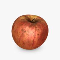3dsmax apple scan