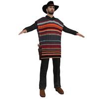 maya cowboy hat