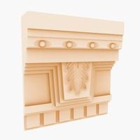interior cornice molding max