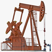 oil pump jack generic max