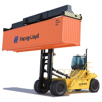 3d container handler