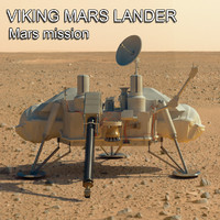 viking mars lander 3d 3ds